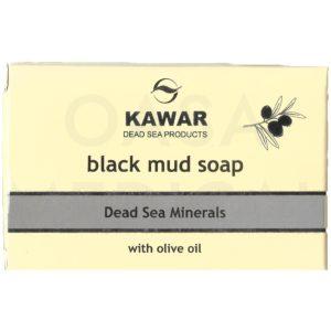 KAWAR Mýdlo s obsahem minerálů a bahna z Mrtvého moře 120g