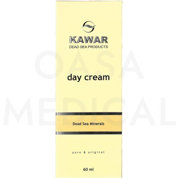 KAWAR Denní krém s minerály z Mrtvého moře 60ml