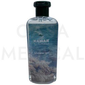 KAWAR Sprchový gel s minerály z Mrtvého moře 400ml